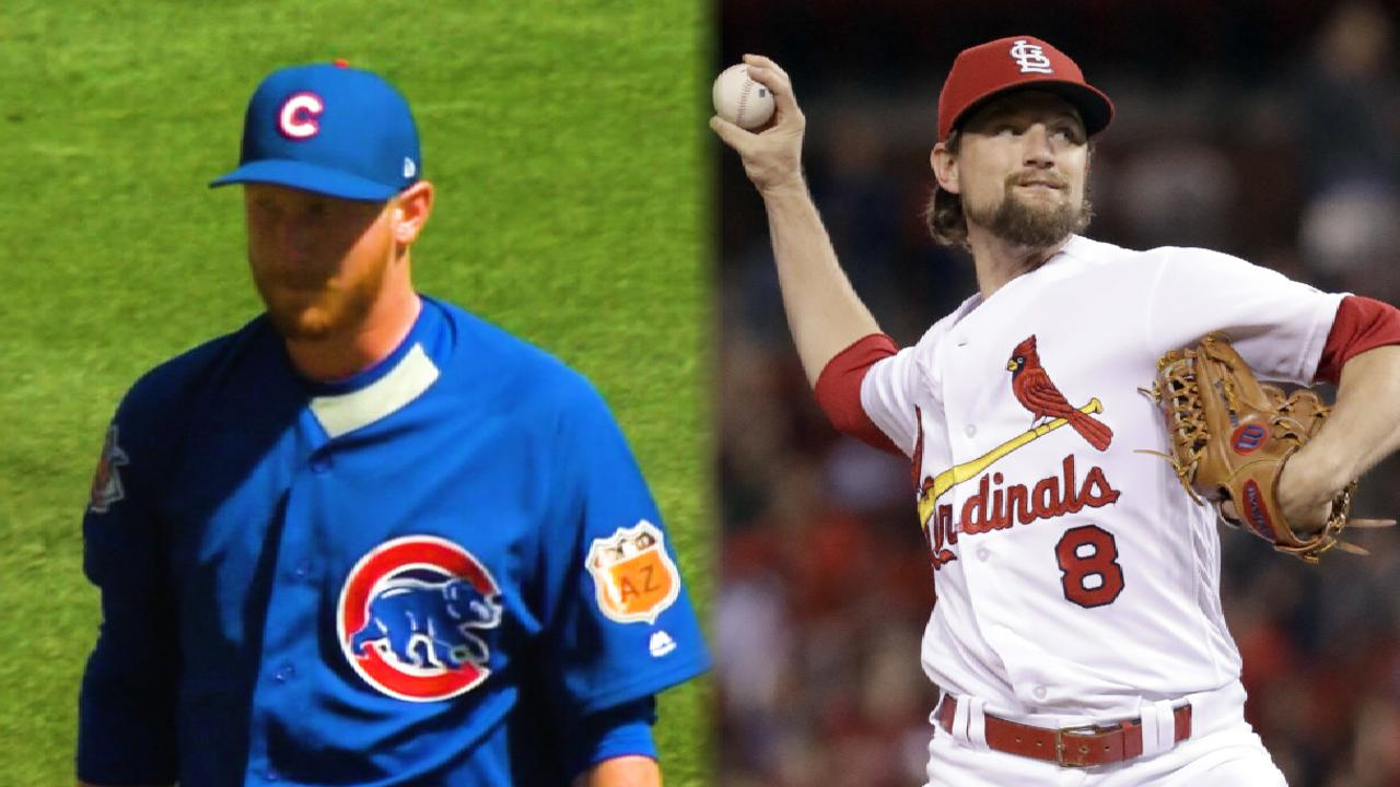 Cards, Cubs mix it up in Central on MLB.TV