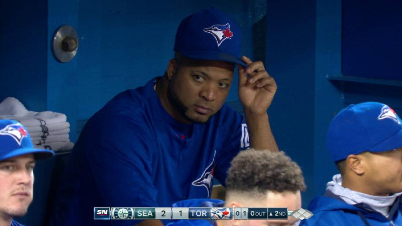 Blue Jays place Liriano on disabled list