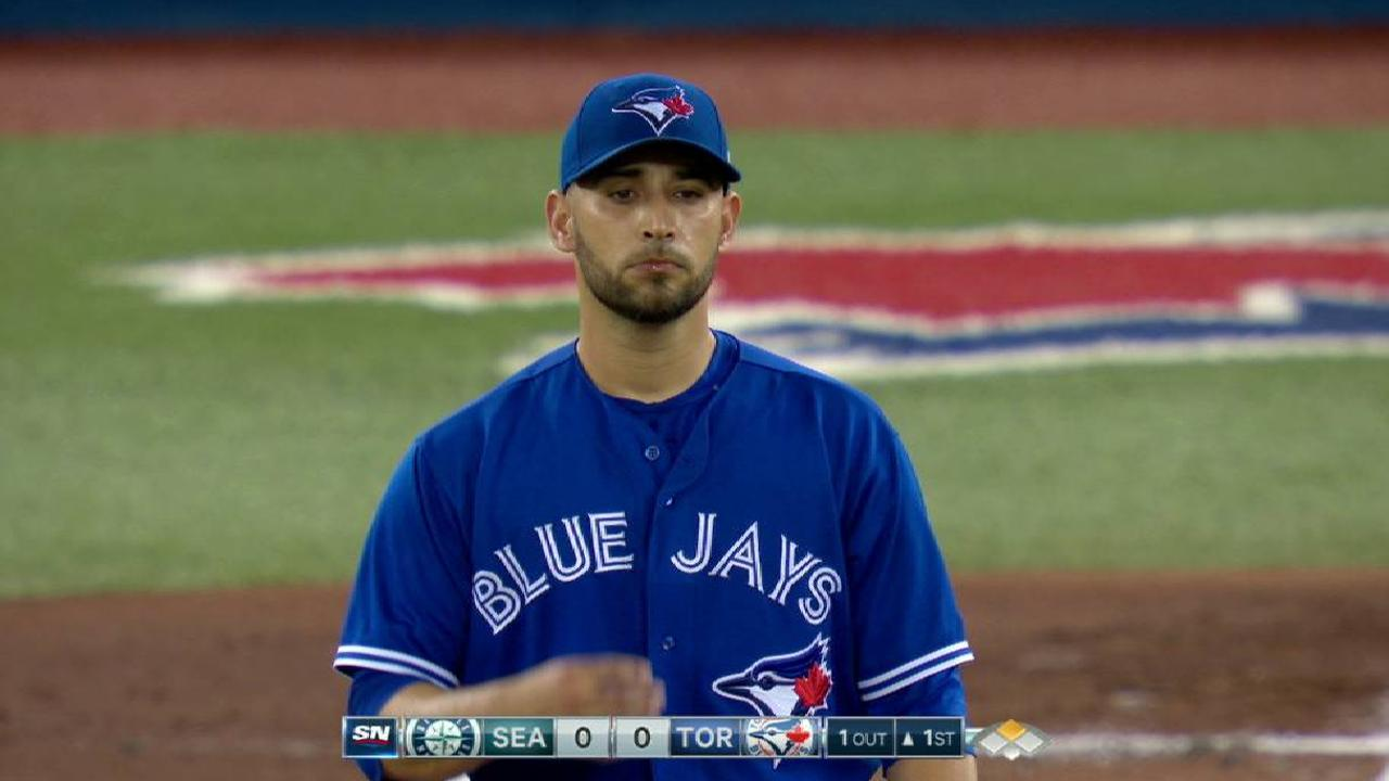 Estrada fans 8 as Blue Jays top Mariners