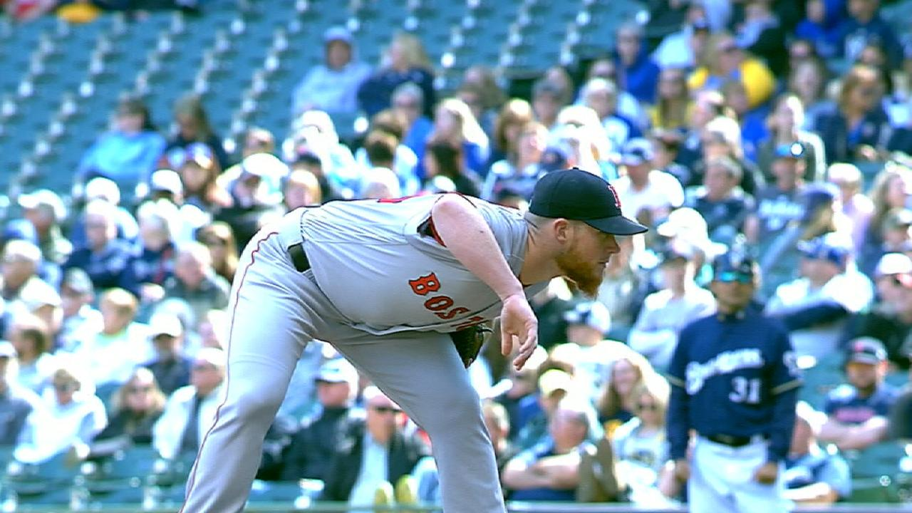 Kimbrel's immaculate 9th inning