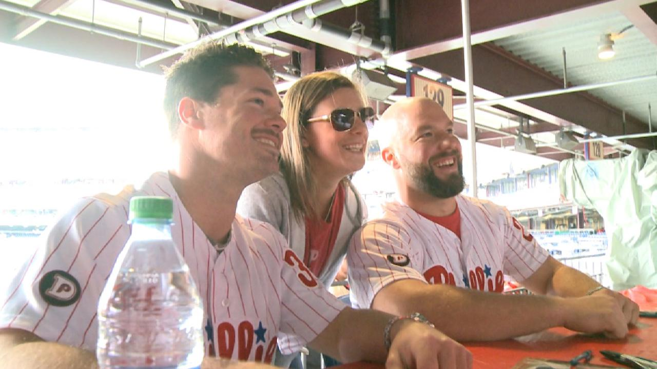 Phillies Phestival takes on ALS