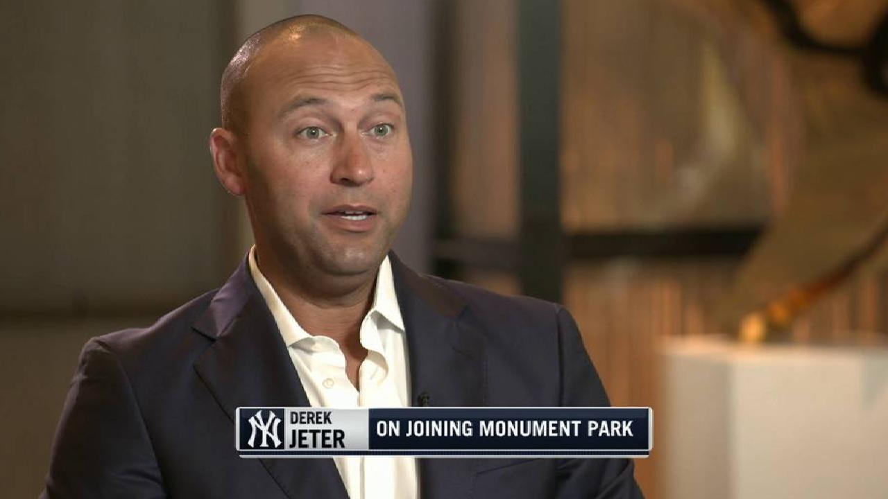 Yankees gear up to retire Jeter's No. 2