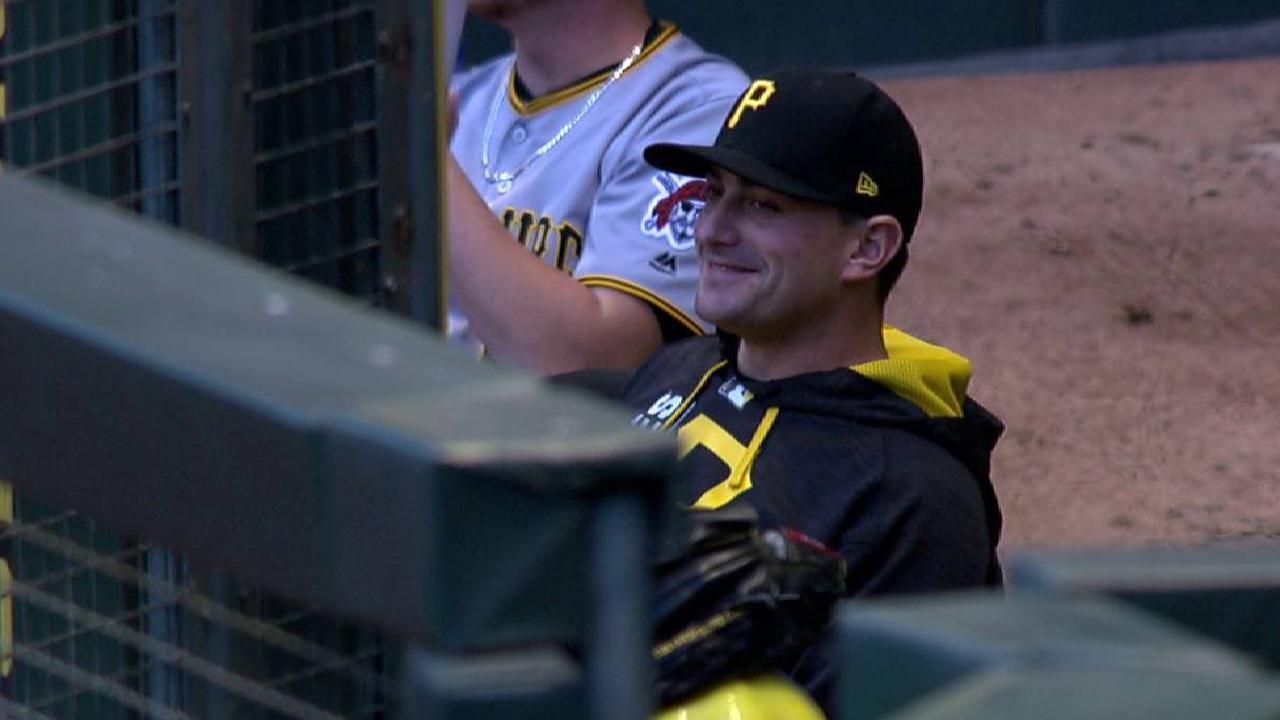 Former D-back Hudson returns with Pirates