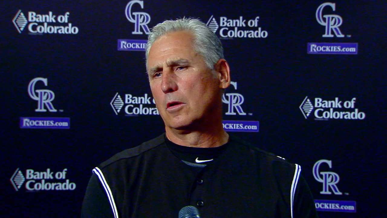 If you're waiting for the Rockies' collapse ...