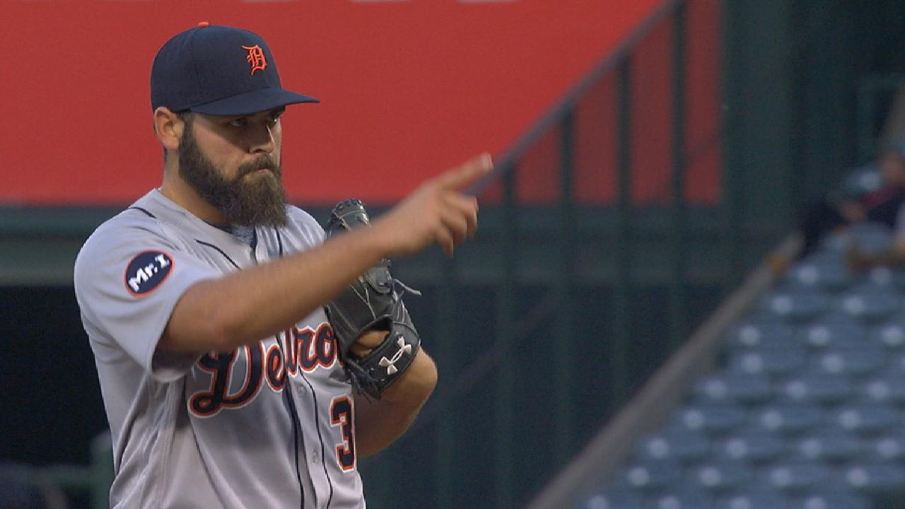 Fulmer's solid three-hit outing