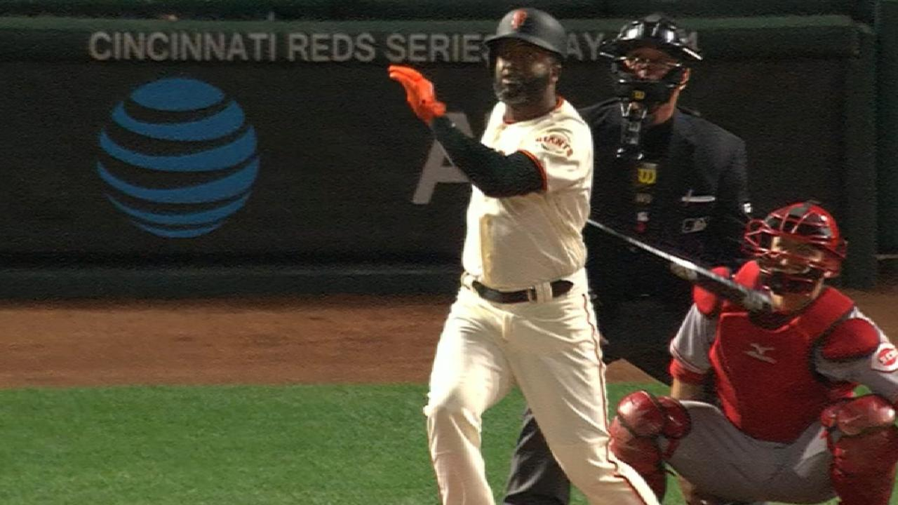 Span's strong offensive day