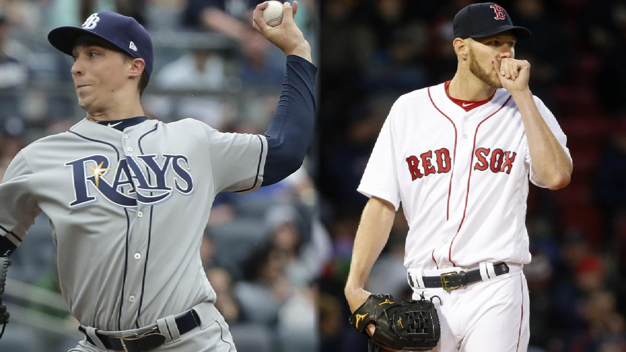 Sale looks to keep K's coming on MLB.TV