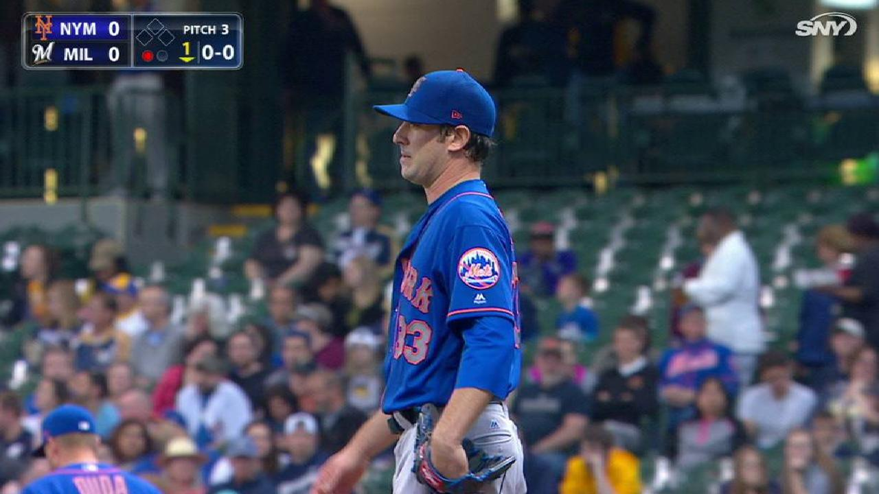 Rough sixth inning sinks Harvey in return