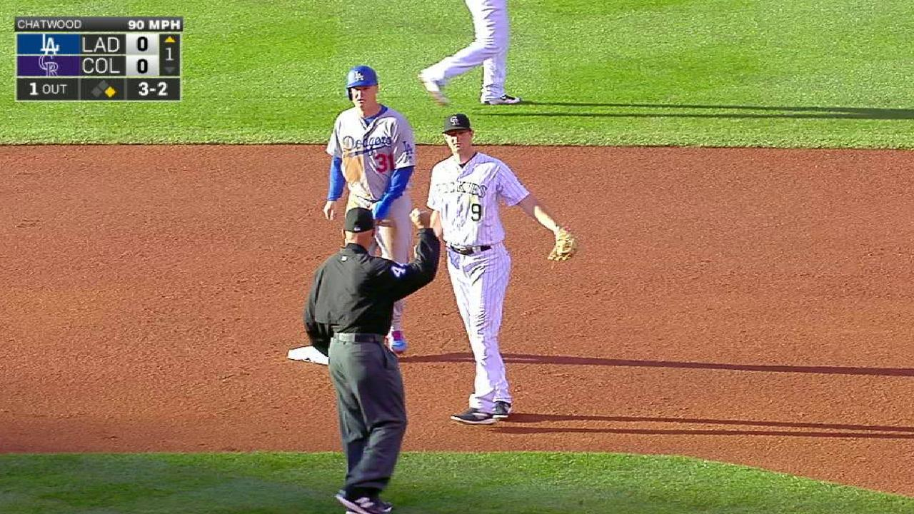 Chatwood tripped up by another big inning