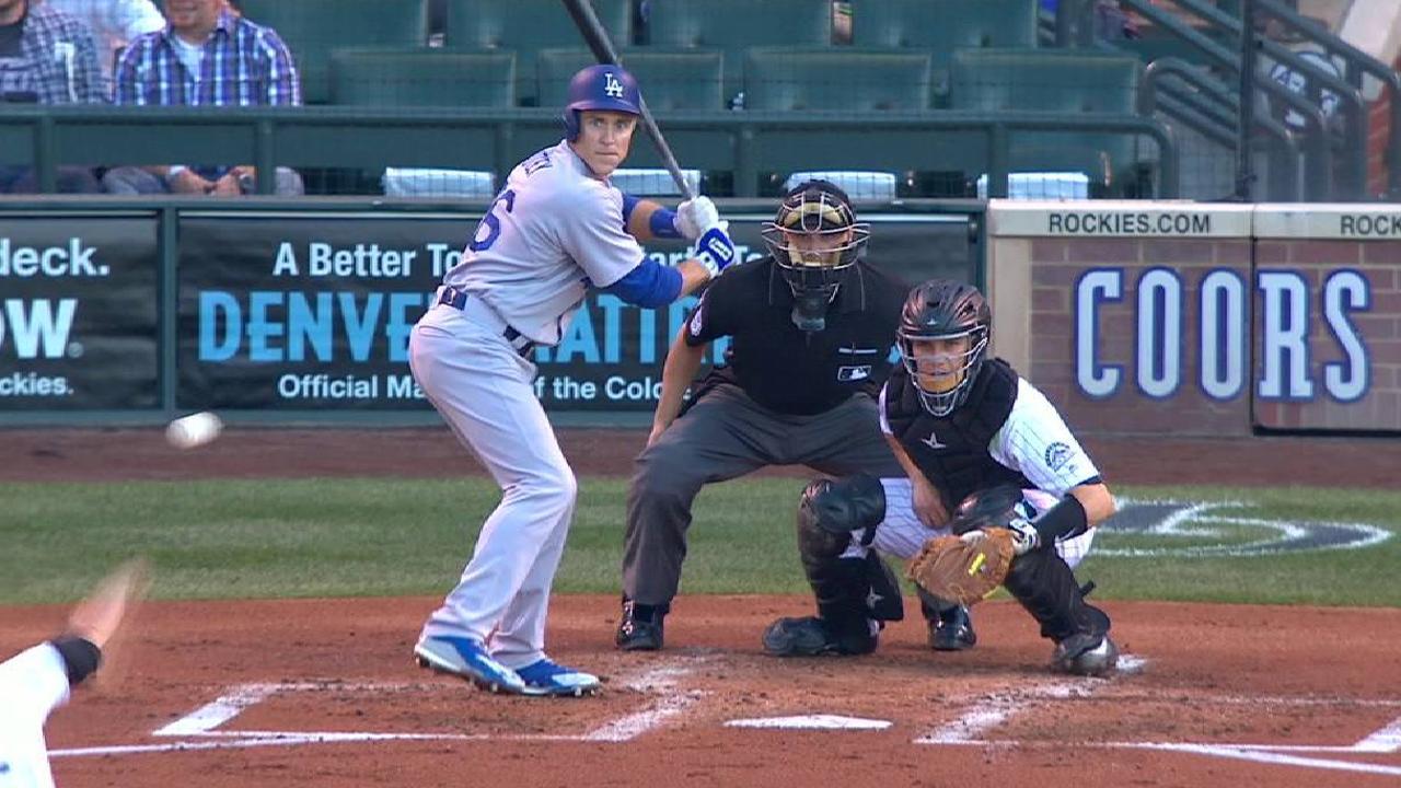 Kershaw aguanta para conducir victoria de Dodgers sobre Rockies