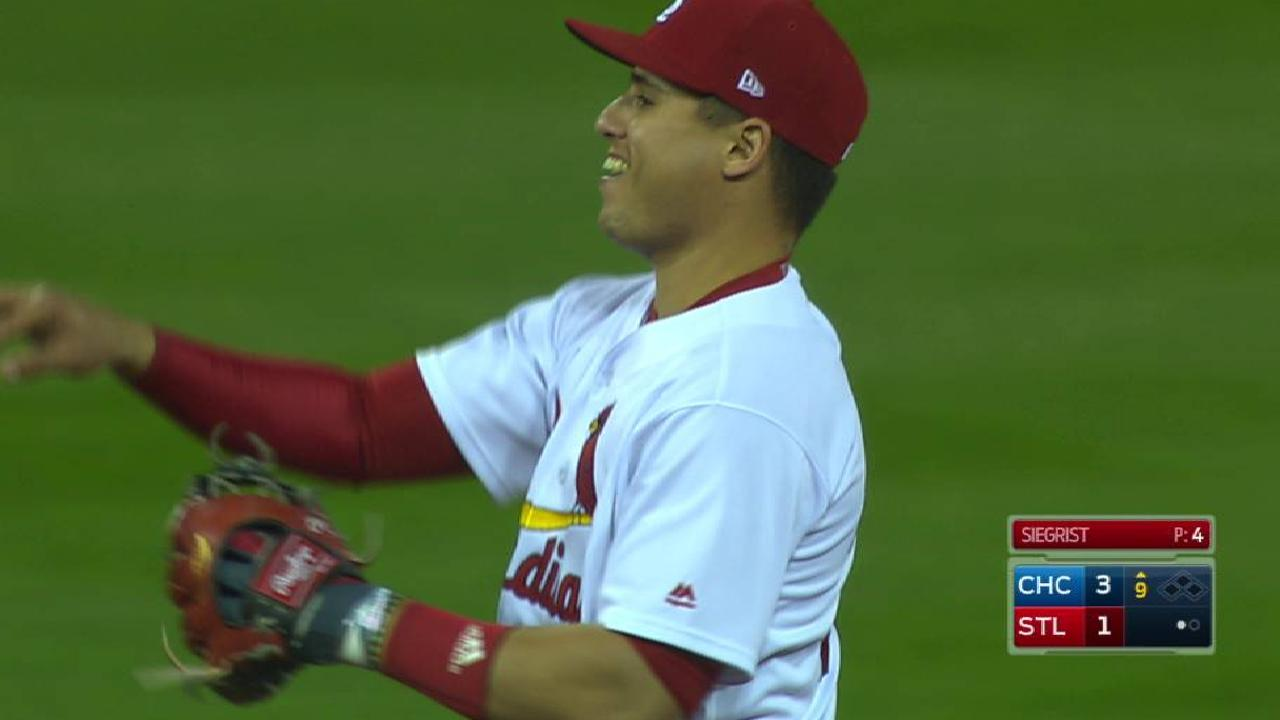Cards fall to Cubs as win streak ends at six