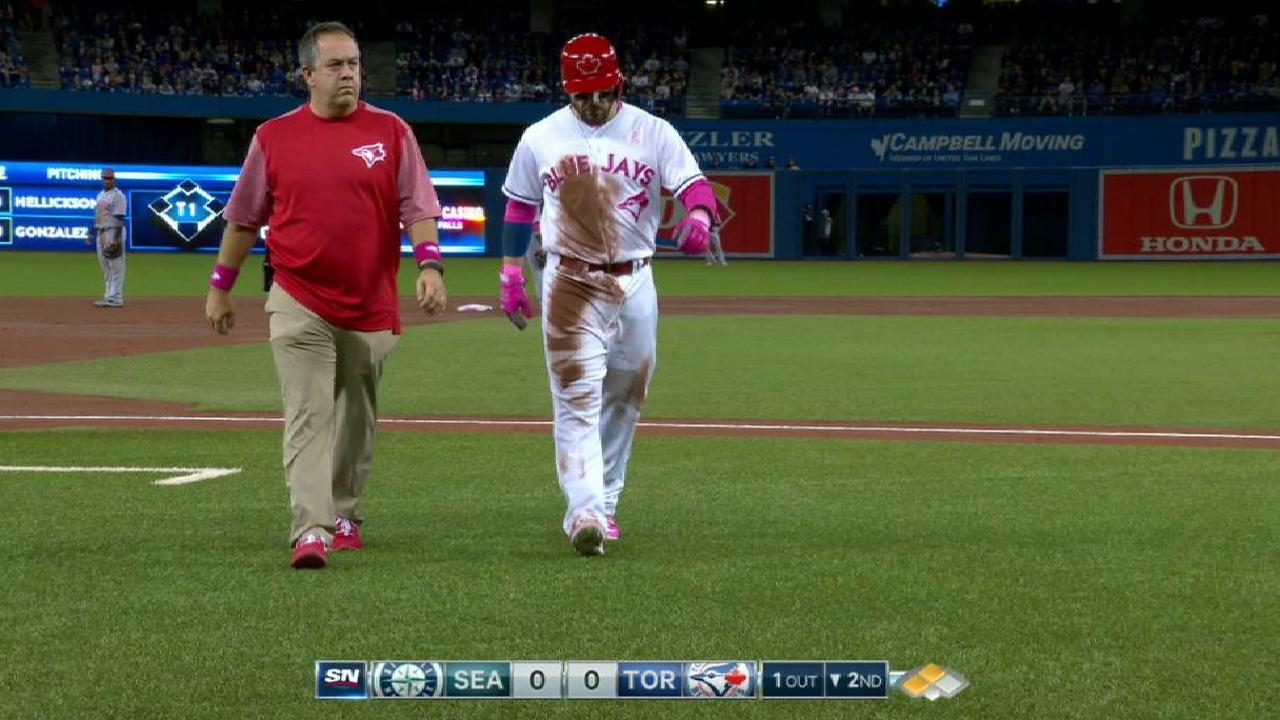 Pearce (calf strain) placed on 10-day DL