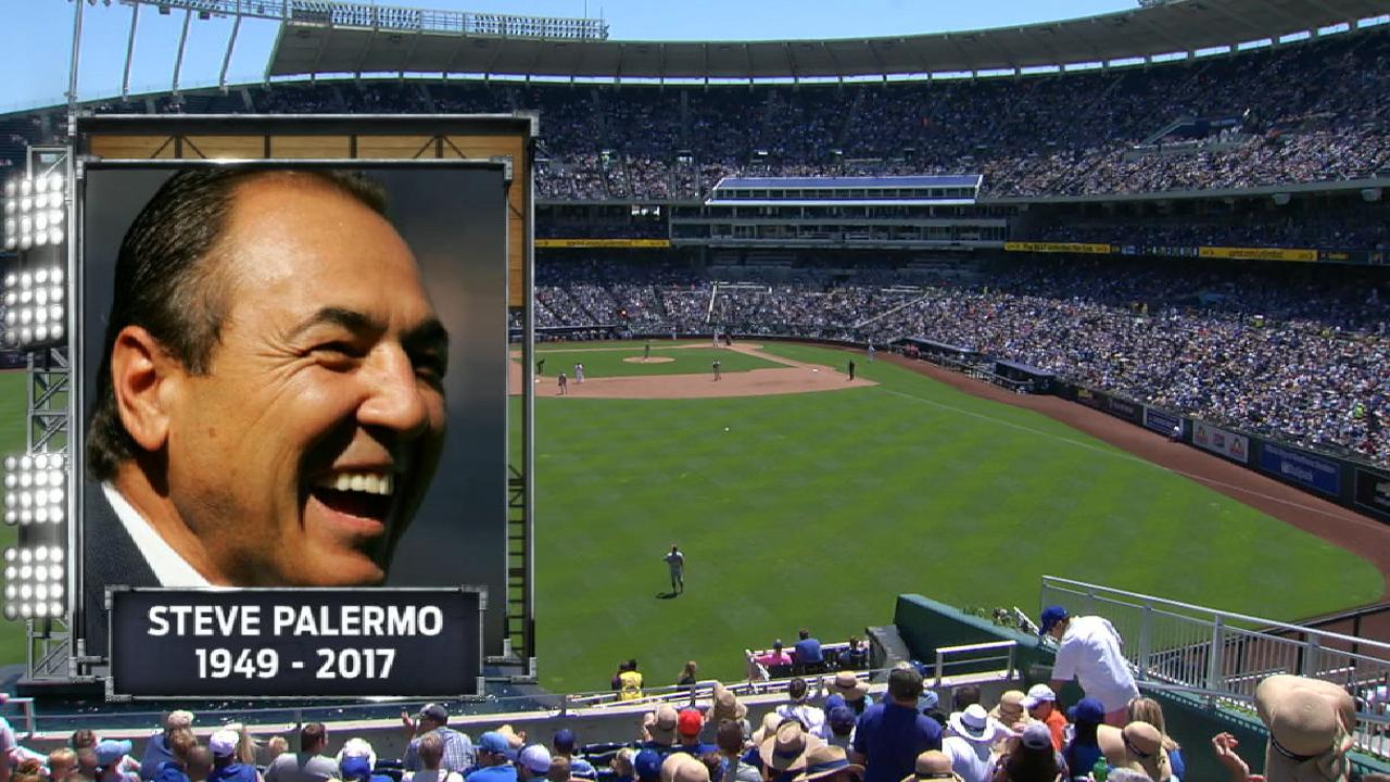 KC broadcast honors Palermo