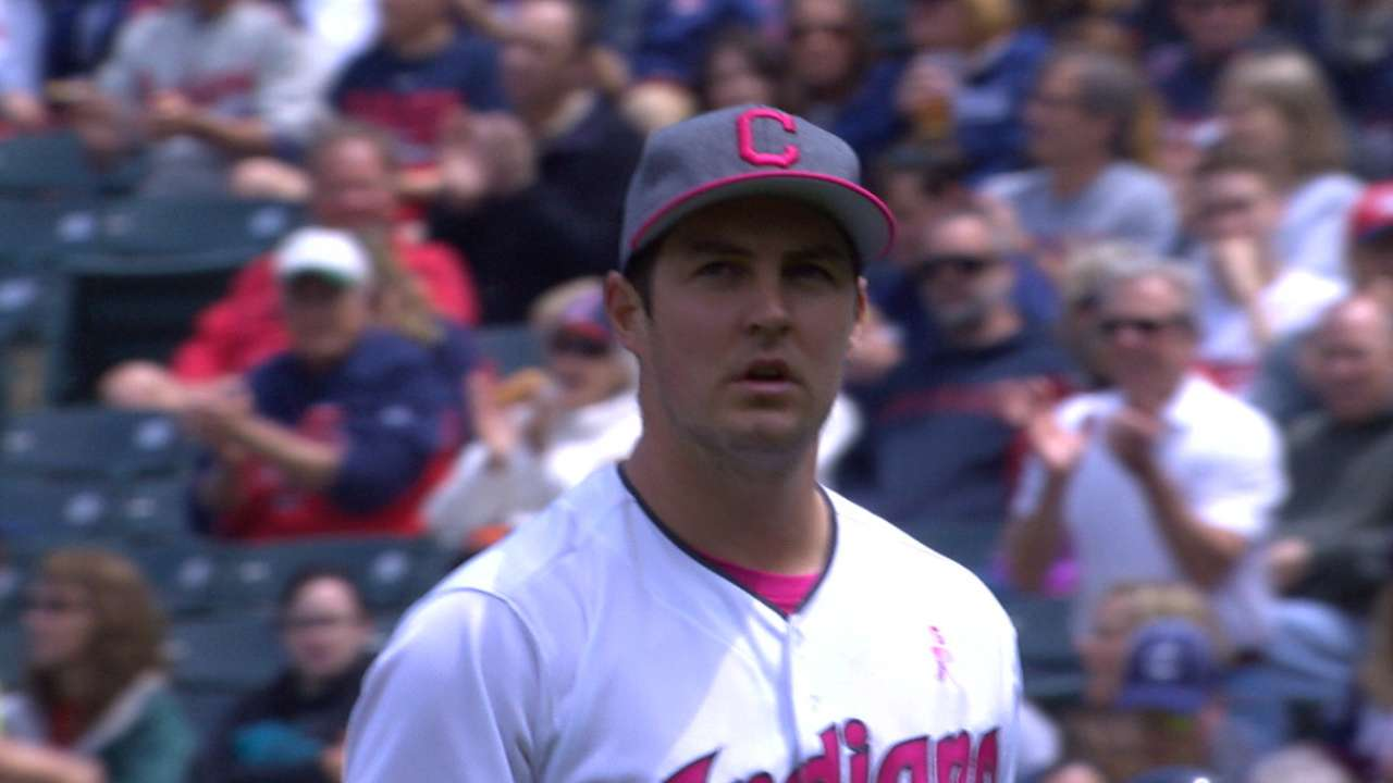Bauer's strong outing