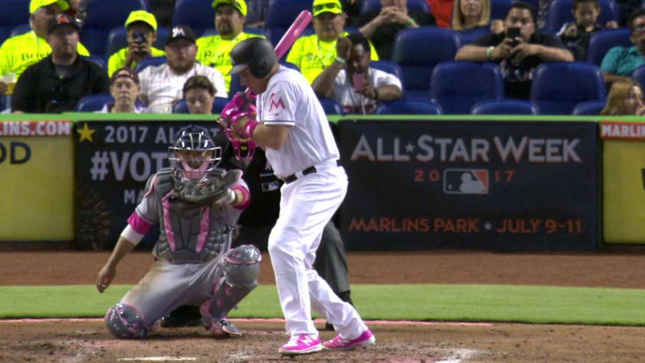 Ellis walks to first base