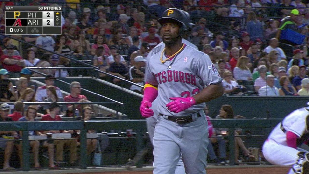 McCutchen's solo home run