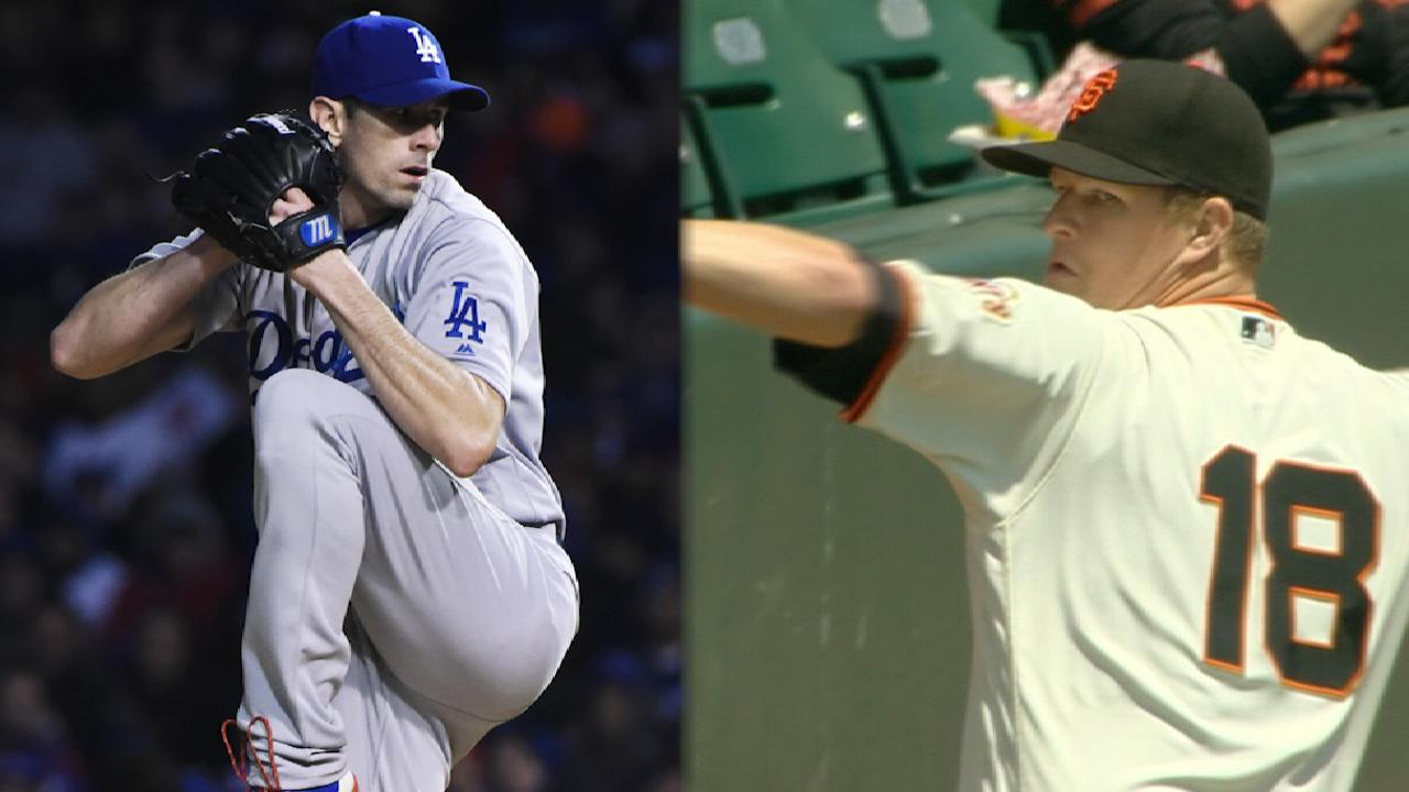 Dodgers, Giants resume rivalry on MLB.TV
