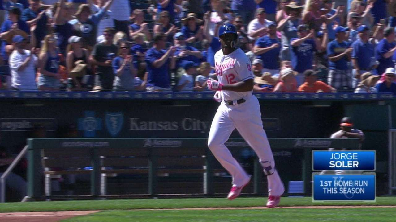 Inbox: How long will KC stick with Soler?