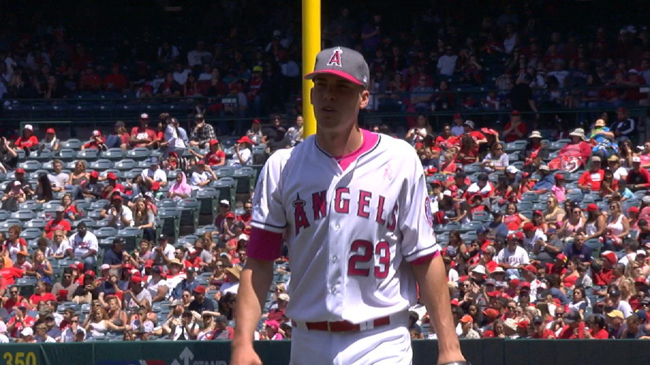 Meyer's strong outing
