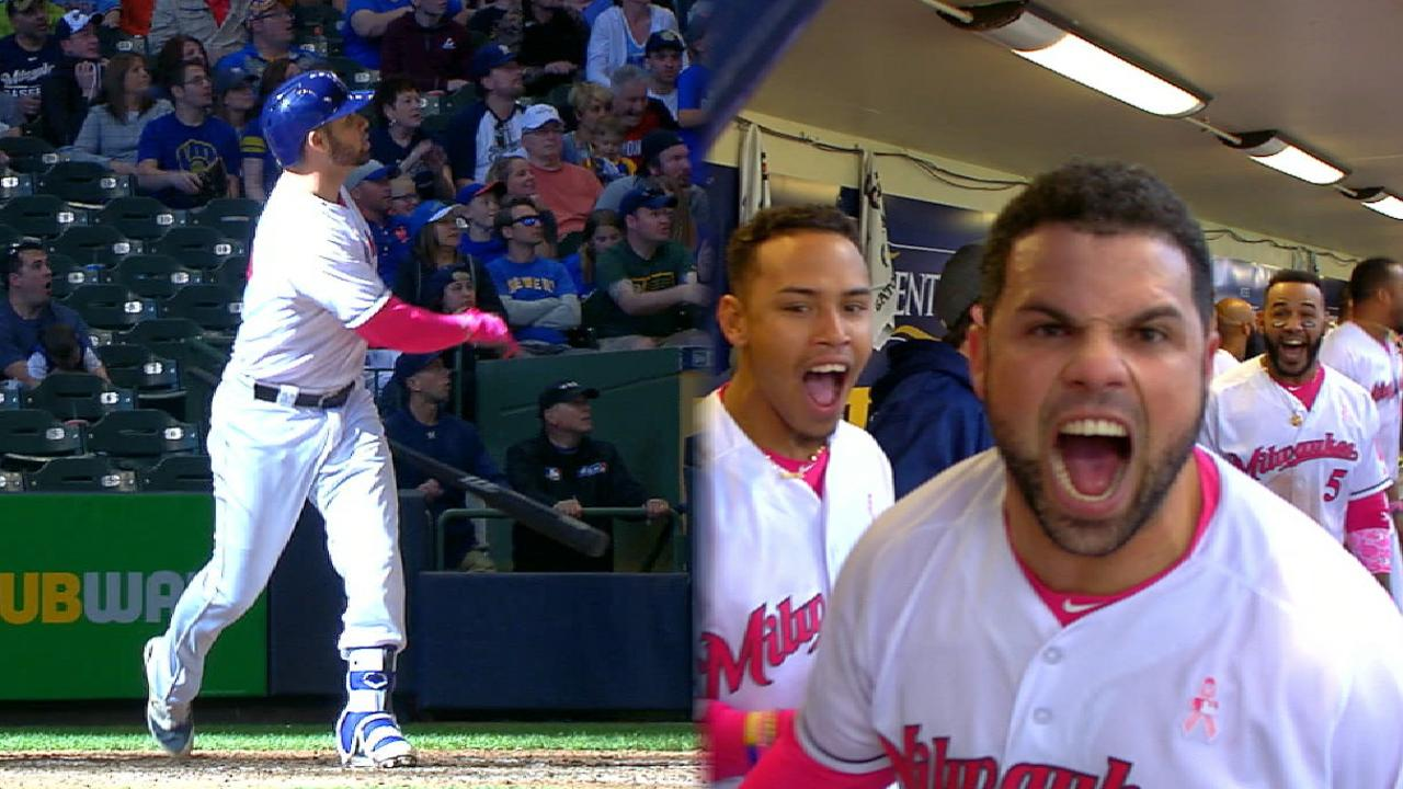 Must C: Brewers rally, beat Mets