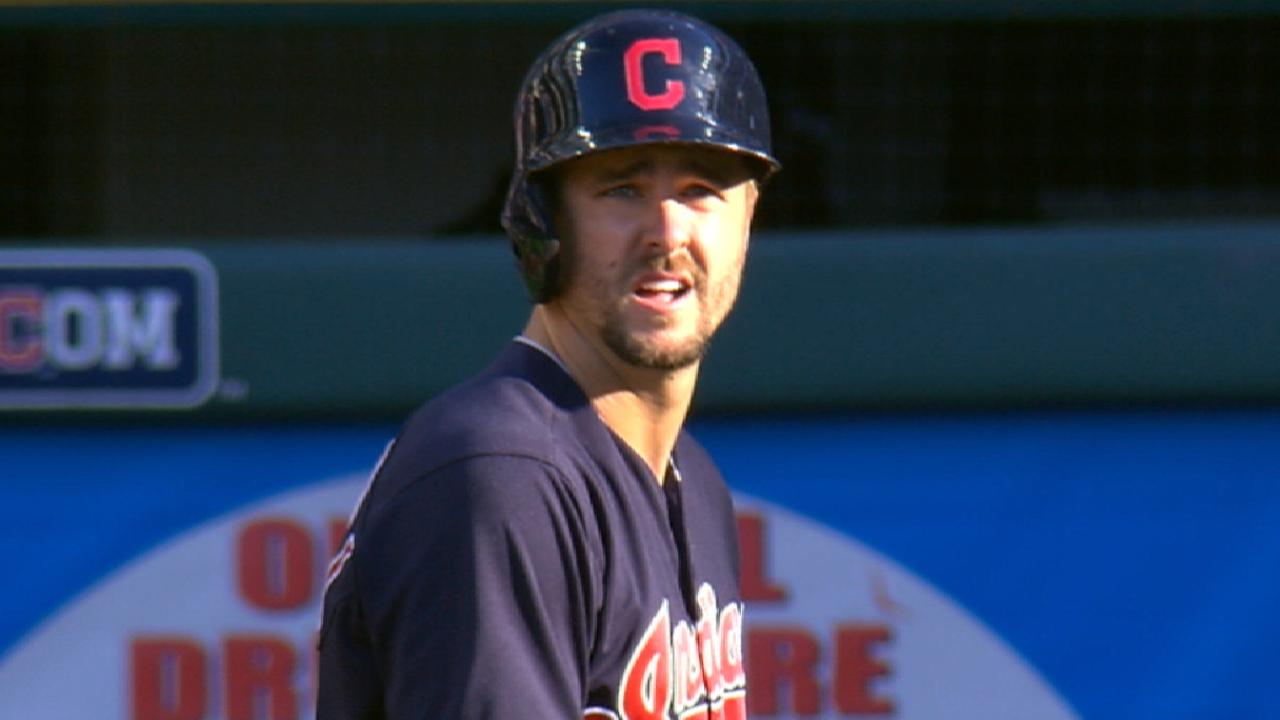 Big first inning sets the tone in Cleveland win