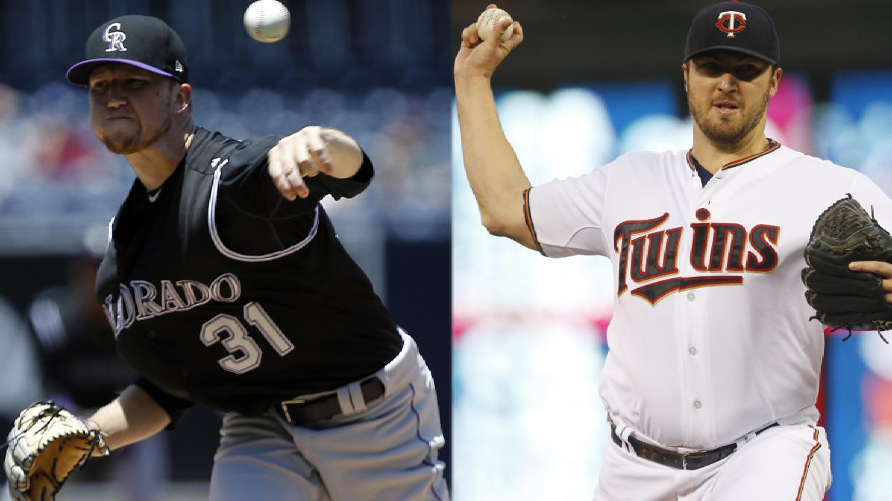 Fast-rising Rox, Twins set to clash on MLB.TV
