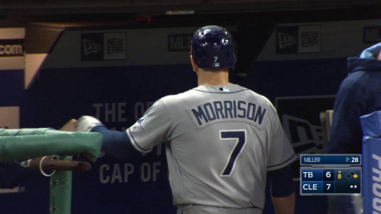 Morrison's sacrifice fly