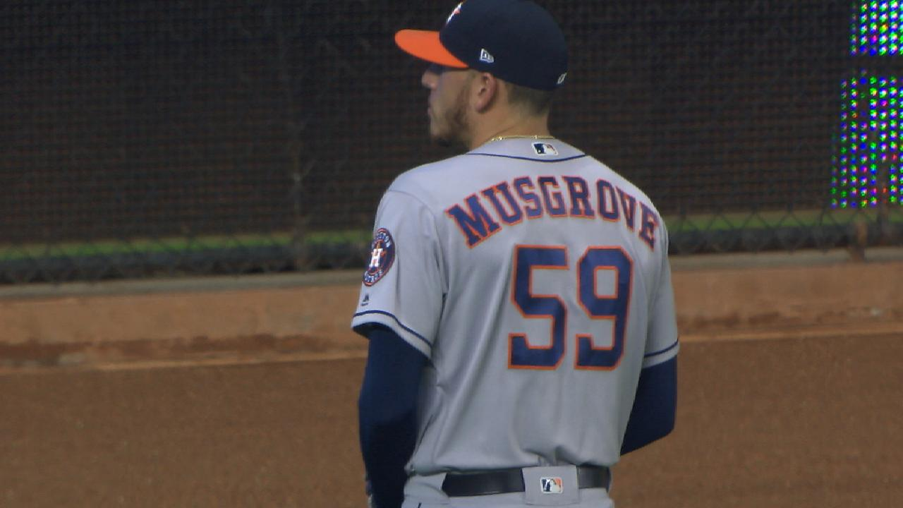 Musgrove strong in second consecutive win