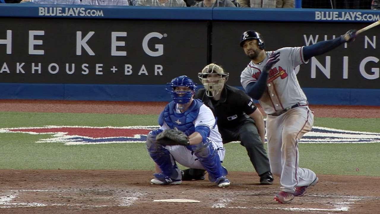 Kemp's four-hit night