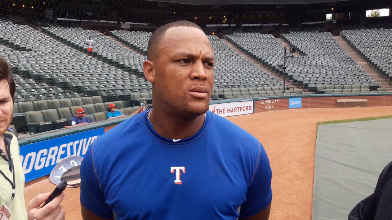 Beltre progressing, but likely needs 2-3 weeks