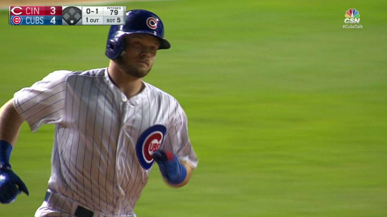 Maddon shows confidence in rookie Happ