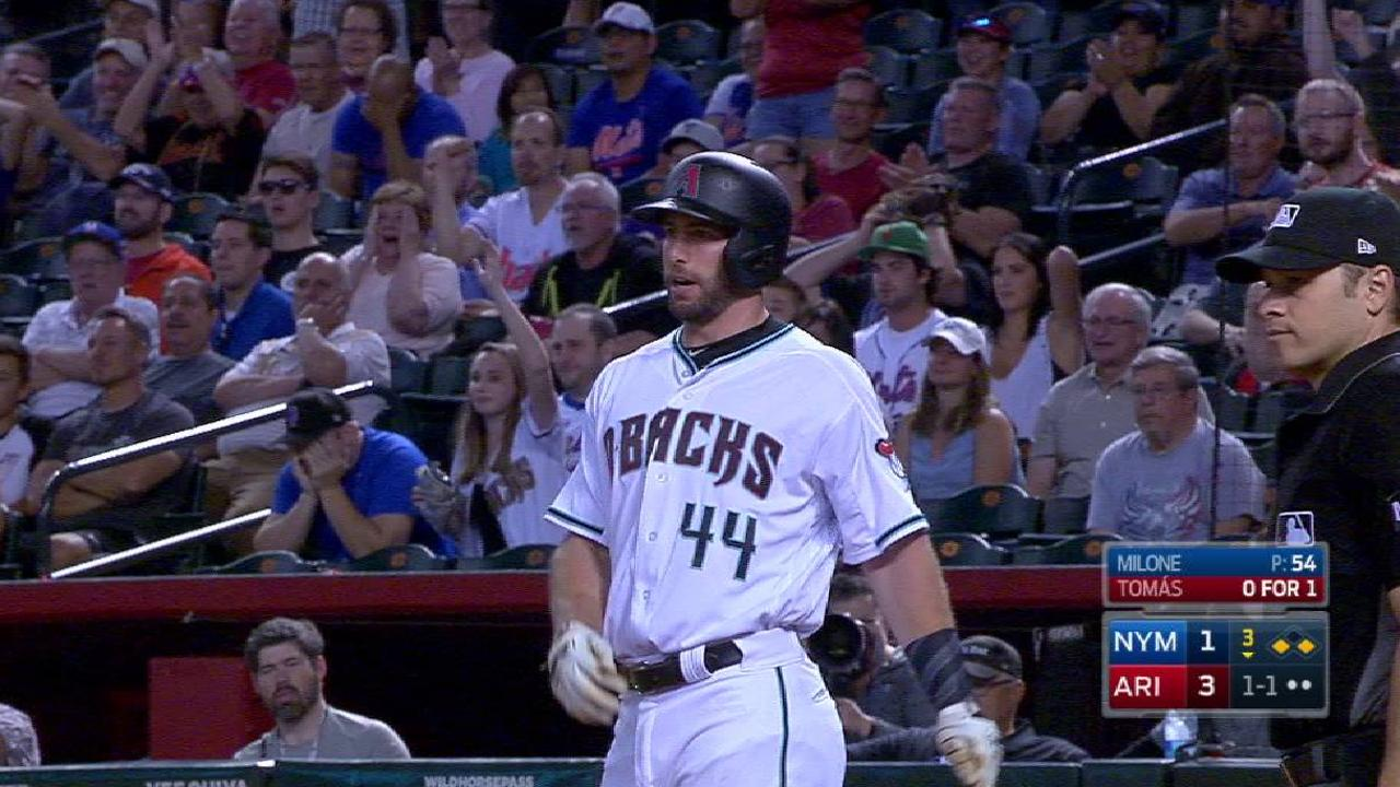 Goldschmidt steals home in 3rd