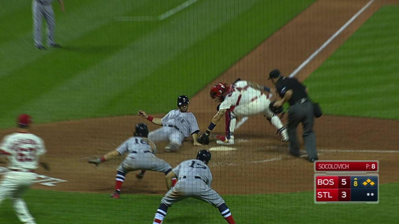 Defense takes step back to slow St. Louis