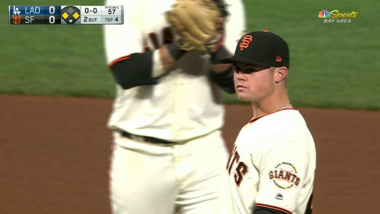 Arroyo throws out Turner at home