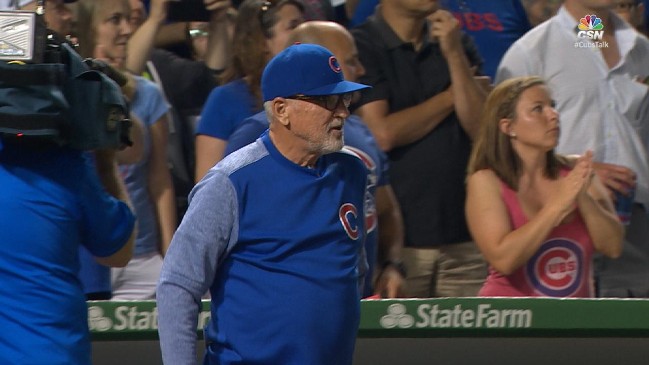 Maddon earns win No. 1,000