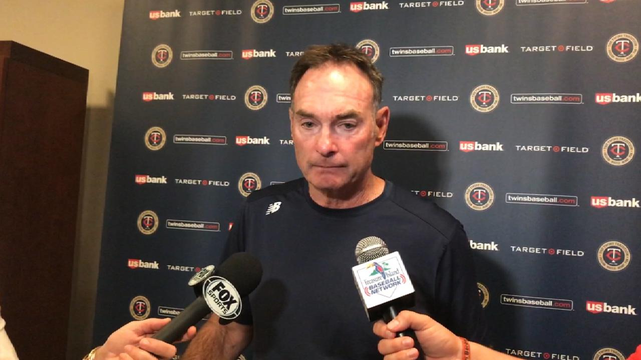 Molitor on Hughes' outing