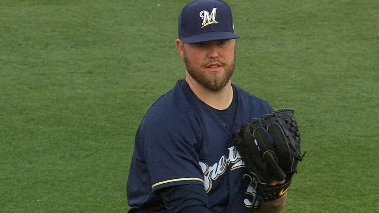 Nelson relies on improved curveball in win