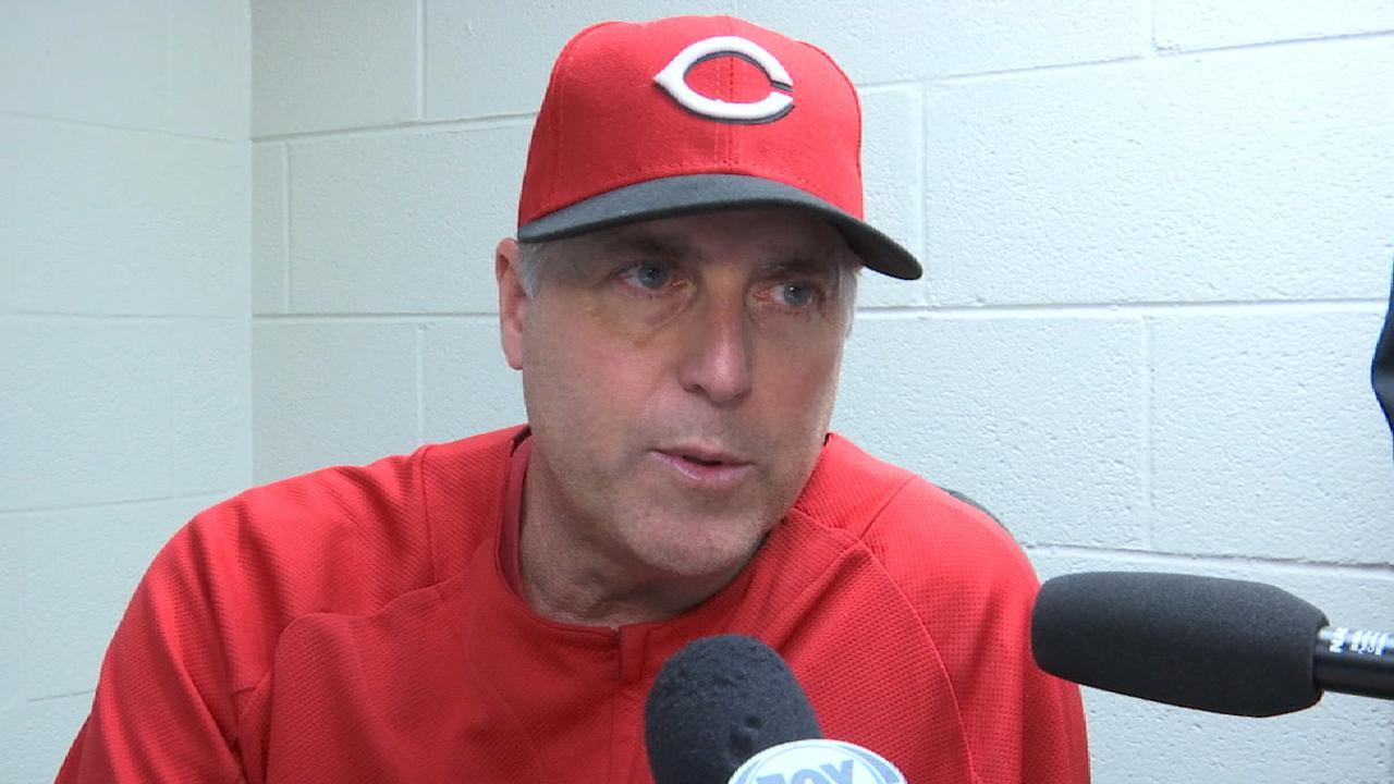 Red flag: Cubs homers crippling Cincinnati