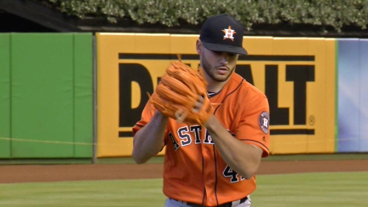McCullers' strong start