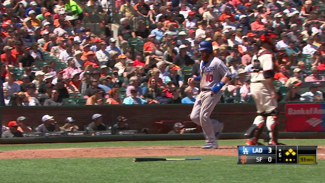 Puig's two-run single to left