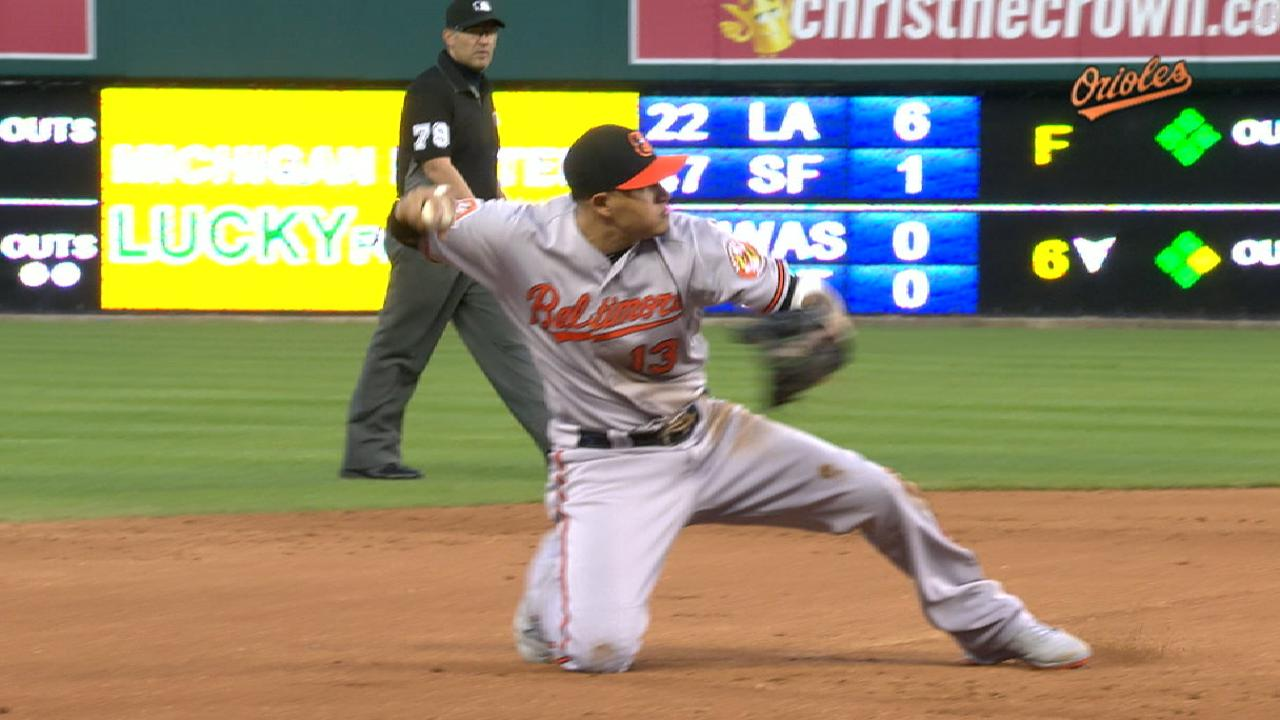 Machado takes unscheduled off-day in stride