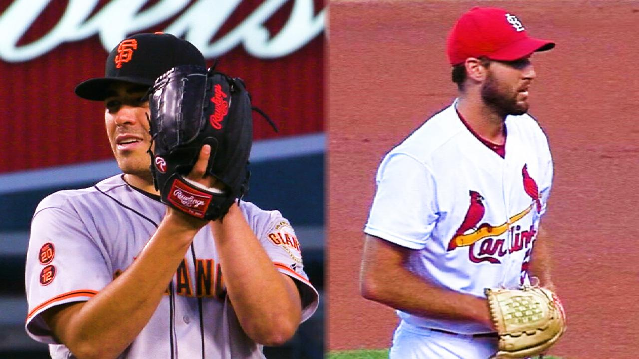 Moore vs. Wacha