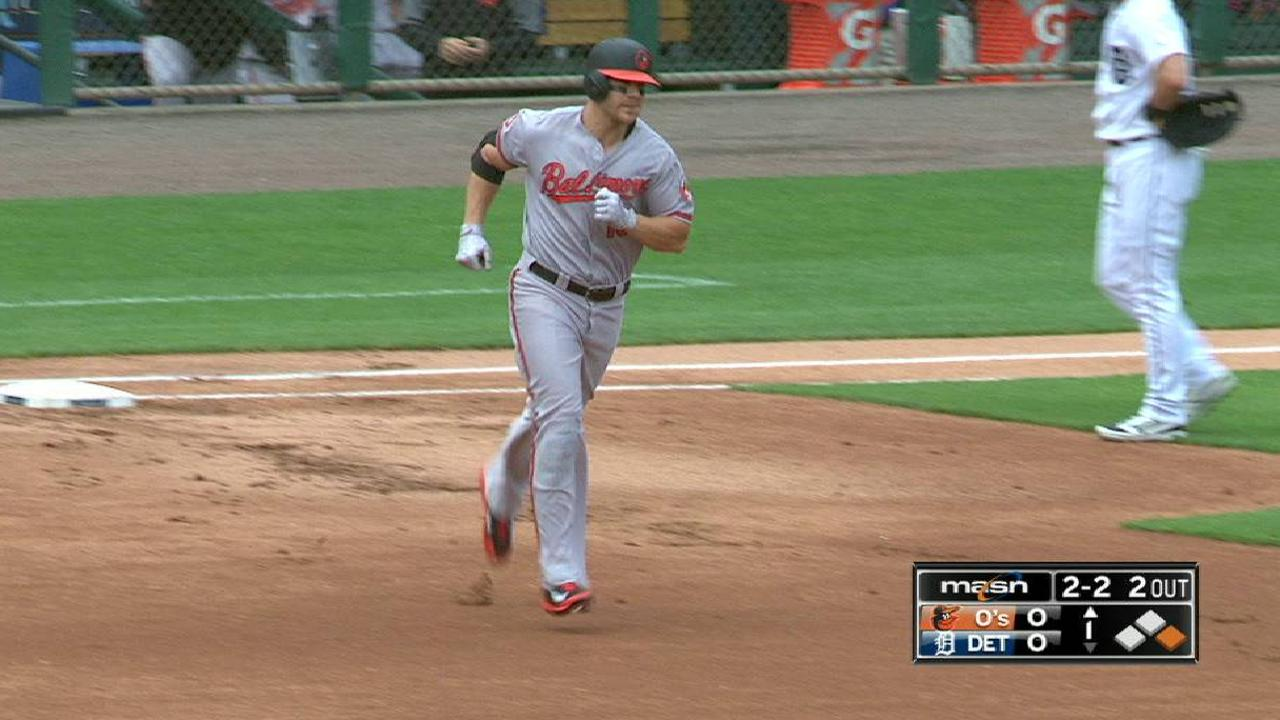 3 HRs not enough as Tigers hand Bundy loss