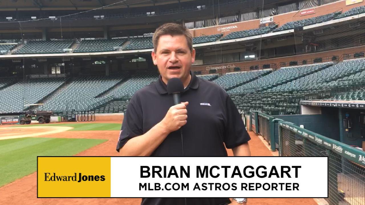 Inbox: Astros targeting starter for trade?
