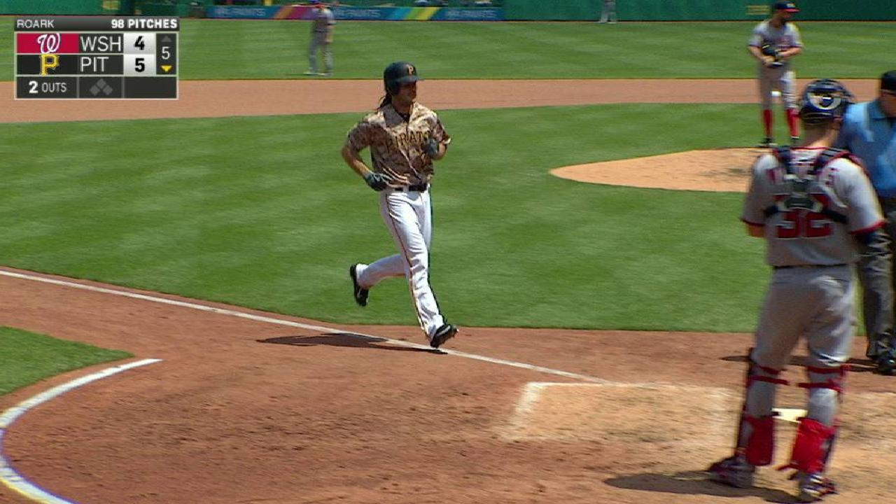 Jaso breaks out with catalyzing performance