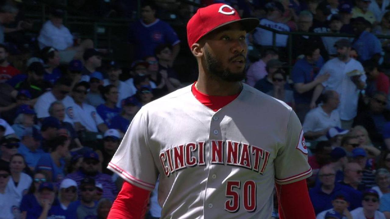 Price: Strong starting pitching will end funk