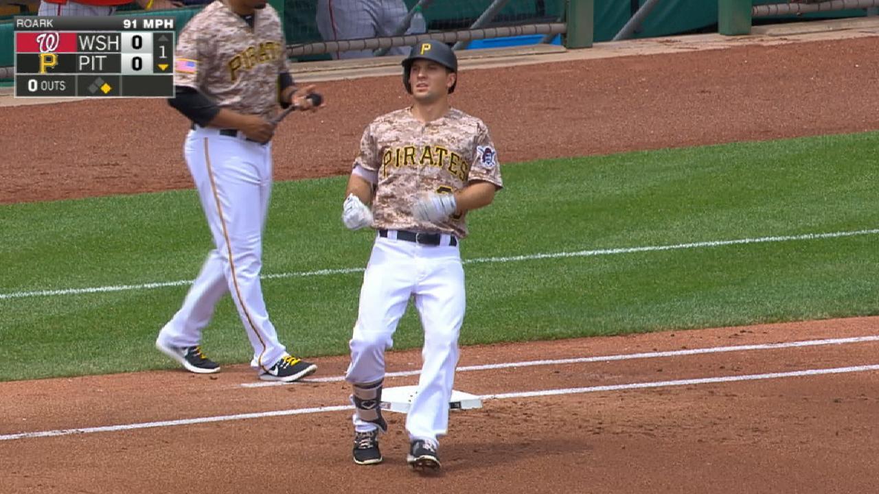 Frazier tallies four RBIs in win