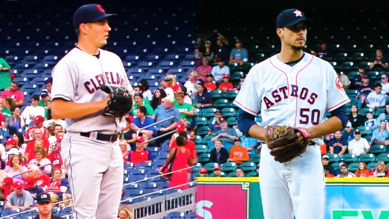 AL champs, sizzling Astros duel on MLB.TV