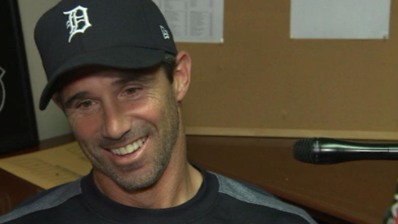 Ausmus on Tigers' balanced win