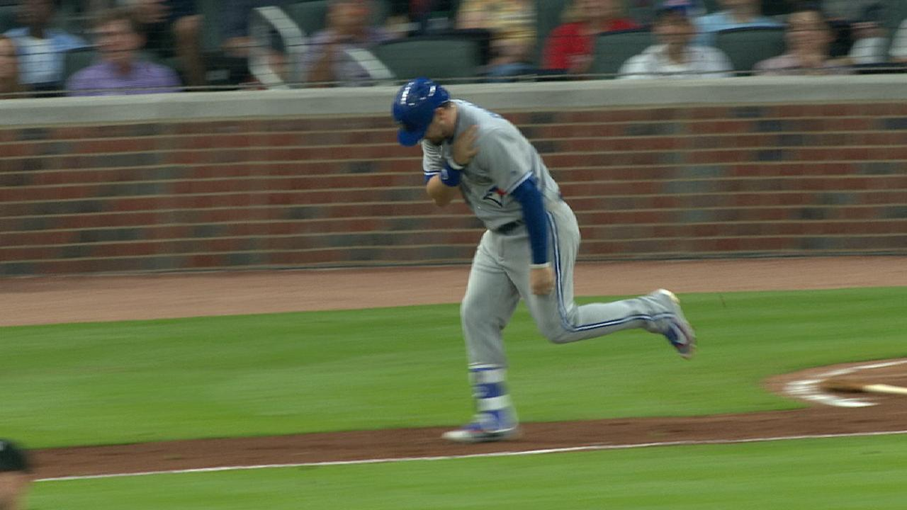 Ceciliani rips a two-run dinger